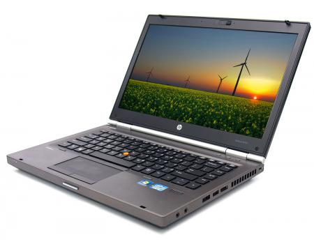 Мобилна работна станция HP EliteBook 8470w i5-3360M 8GB 320GB 14 1600x900 ATI FirePro M2000