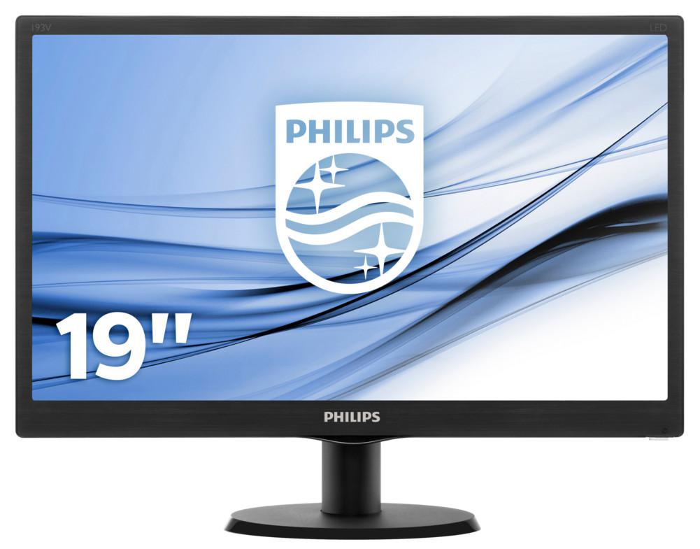Монитор PHILIPS 193V5LSB2-2