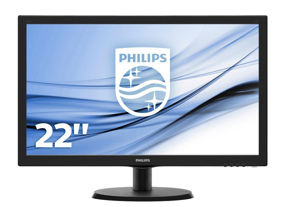 Монитор PHILIPS 223V5LSB-3