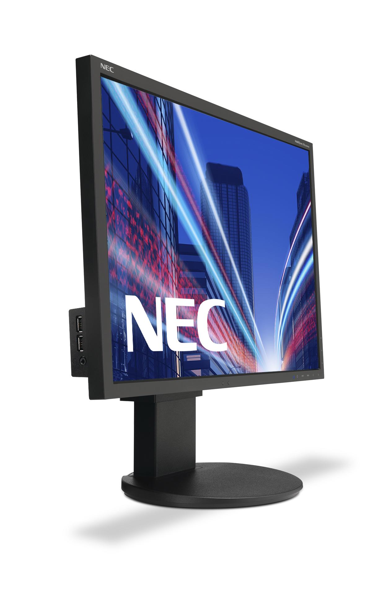 Монитор NEC EA224WMi Black-3