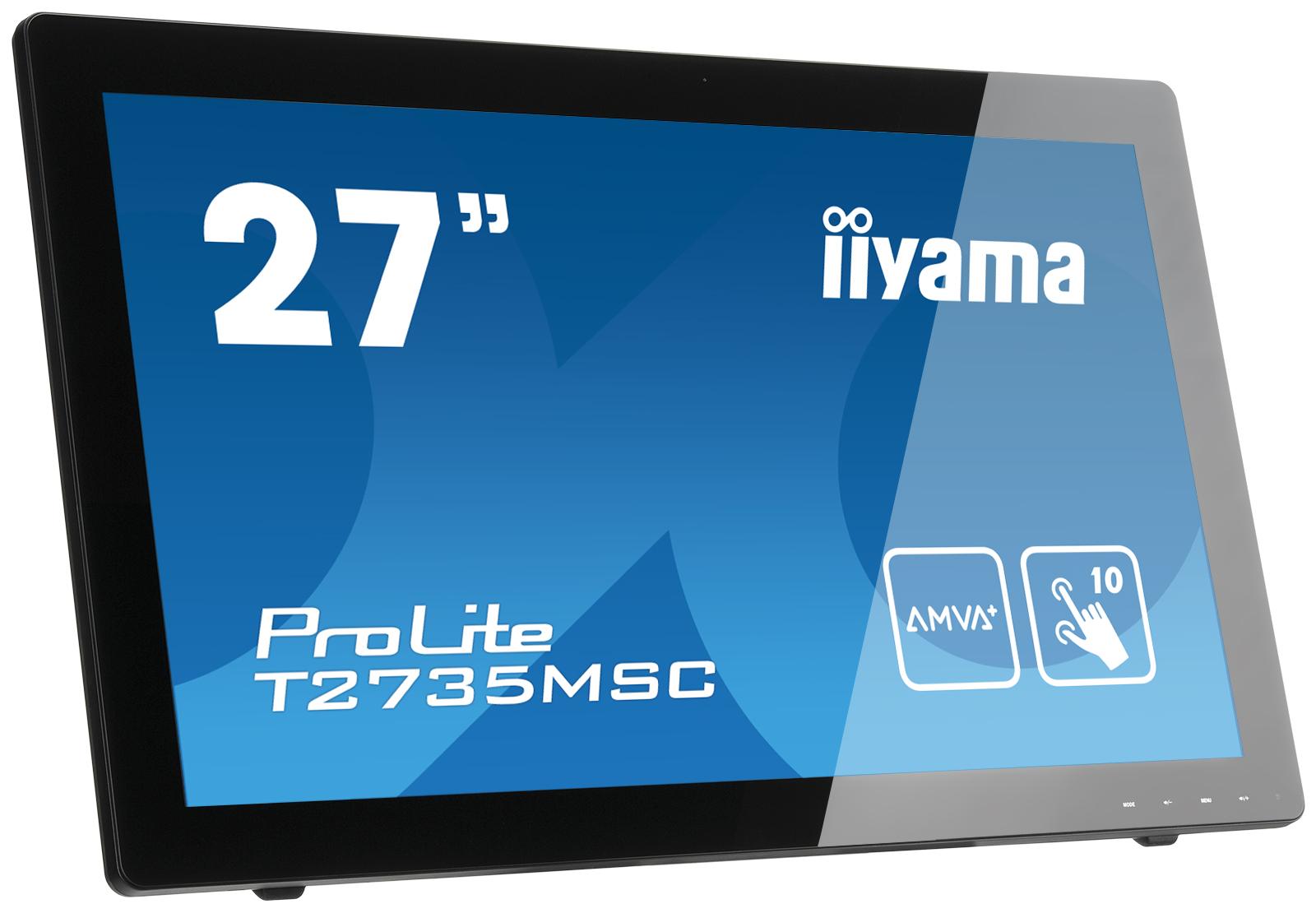 Тъч Монитор IIYAMA T2735MSC-B2-2