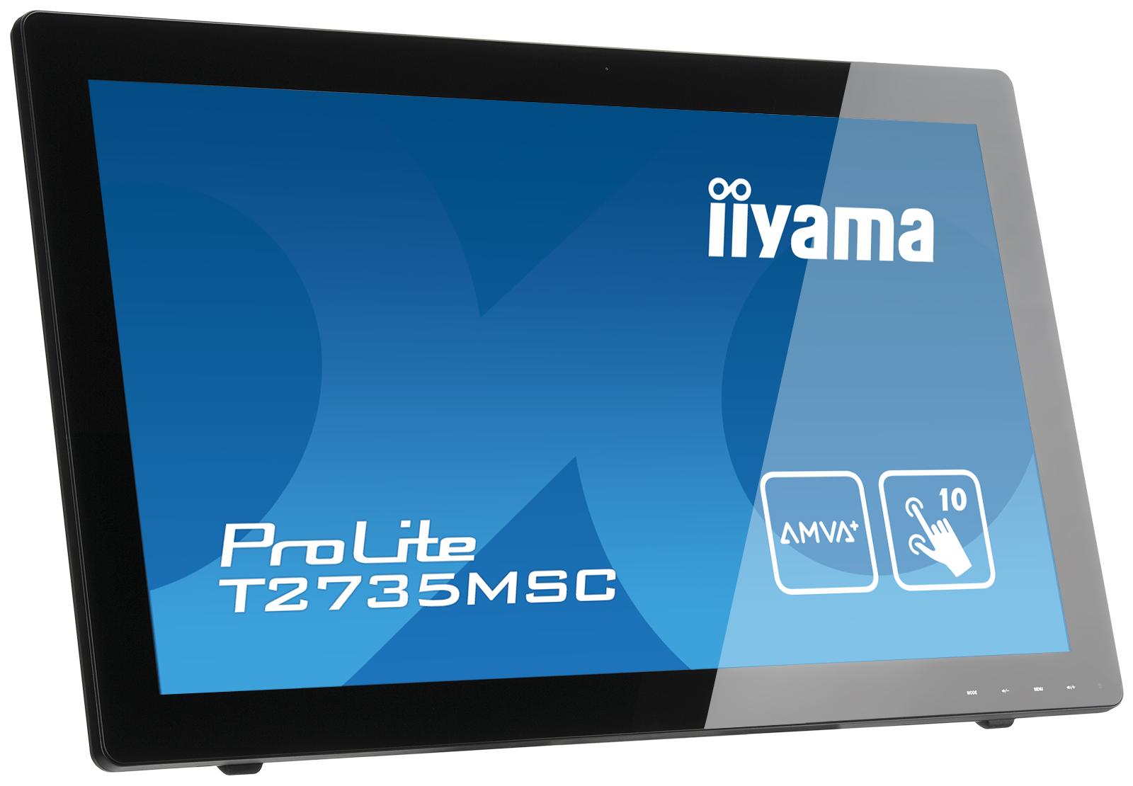 Тъч Монитор IIYAMA T2735MSC-B2-3