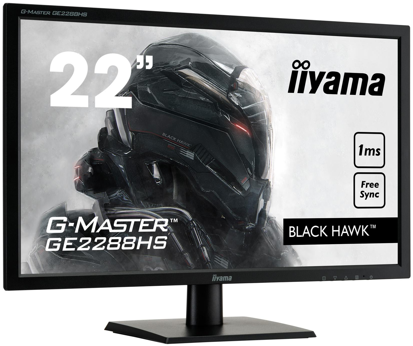 Монитор IIYAMA GE2288HS-B1-2