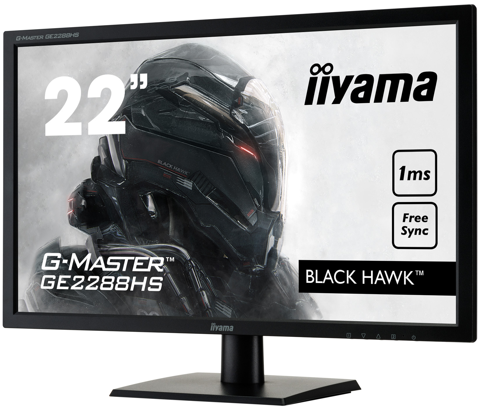 Монитор IIYAMA GE2288HS-B1-4