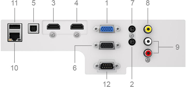 Проектор NEC 60004228 ME331X-4