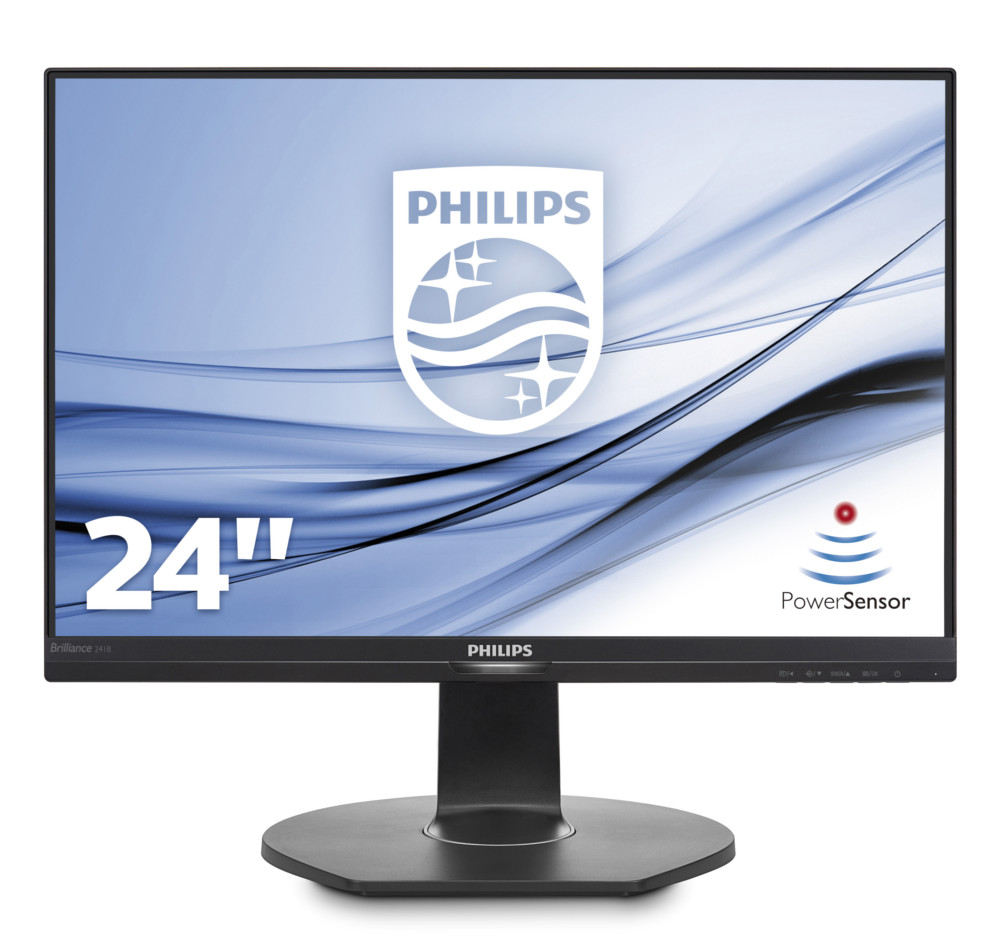Монитор PHILIPS 240B7QPTEB-3