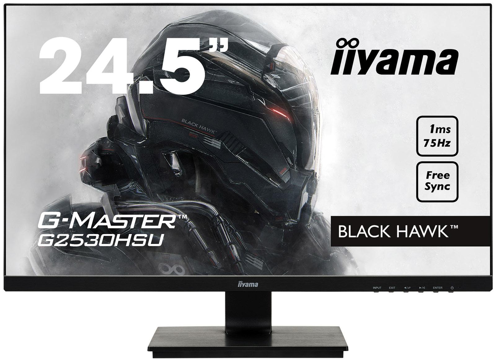 Монитор IIYAMA G2530HSU-B1