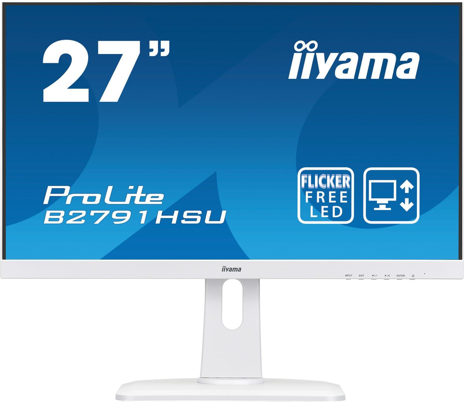 Монитор IIYAMA B2791HSU-W1