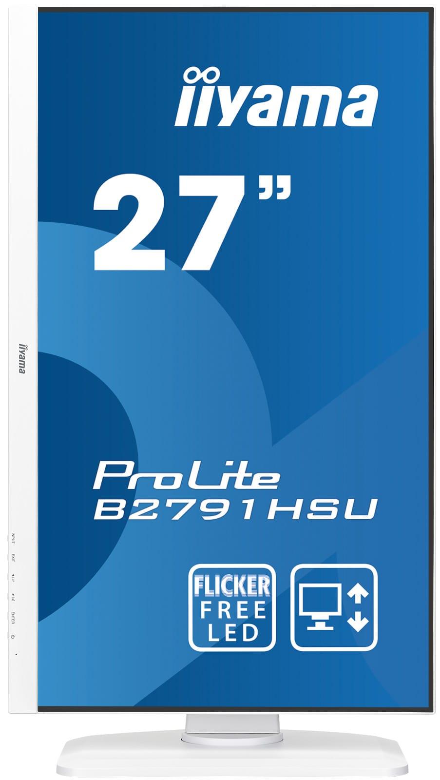 Монитор IIYAMA B2791HSU-W1-2