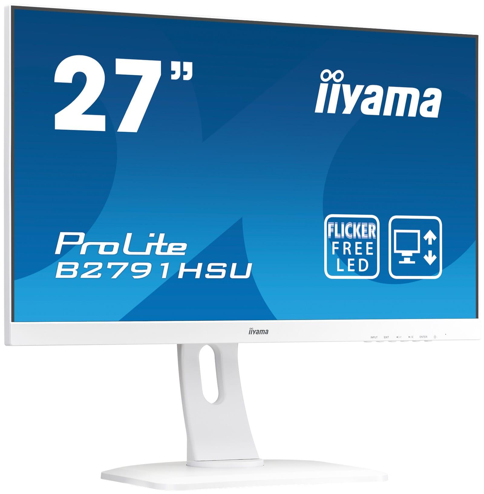 Монитор IIYAMA B2791HSU-W1-3
