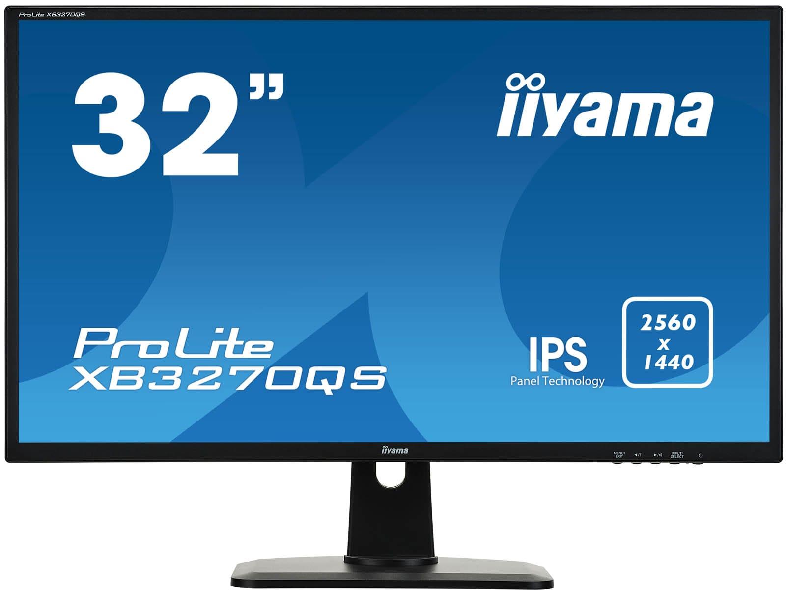 Монитор IIYAMA XB3270QS-B1-2