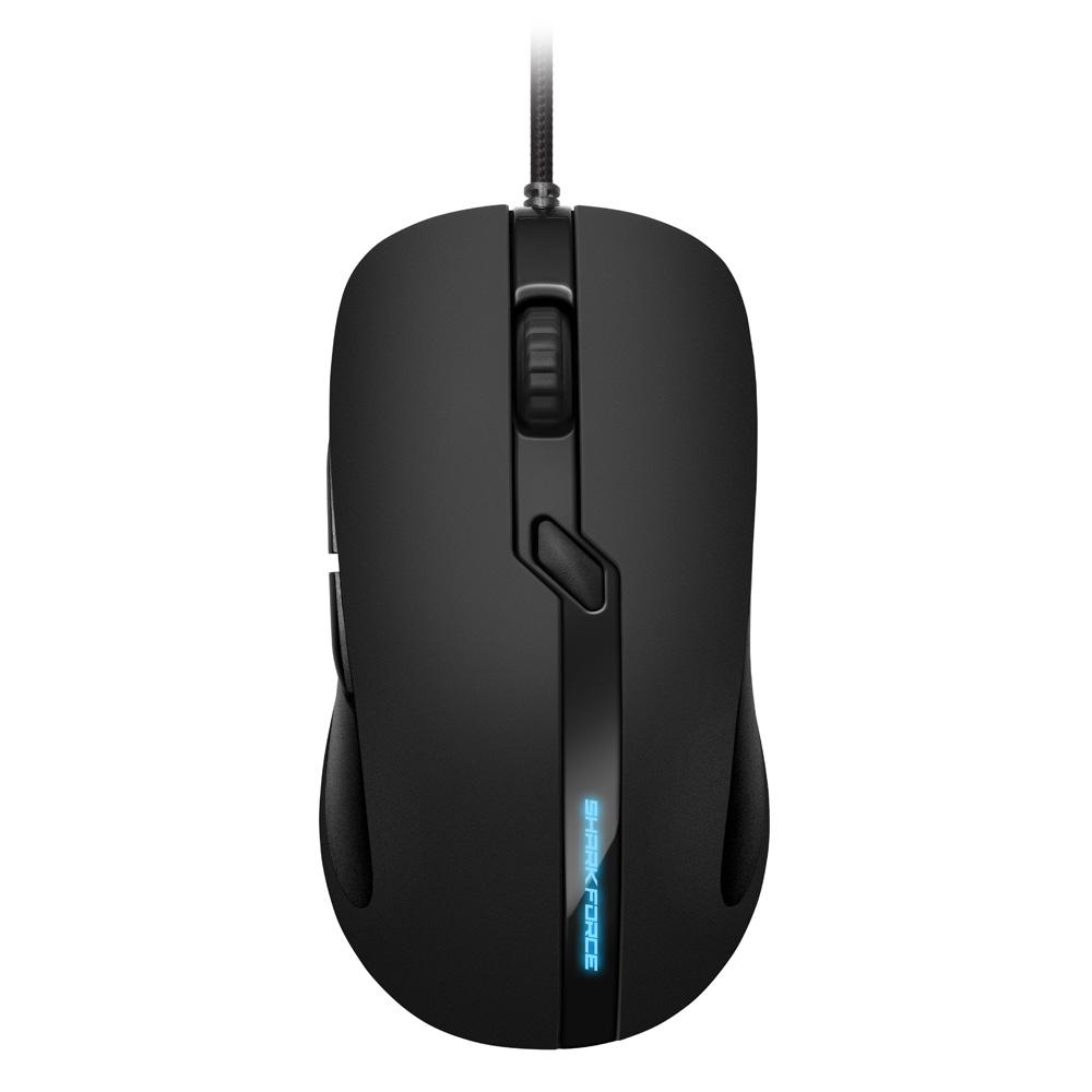 Геймърска мишка Sharkoon SHARK Force Pro Black-2