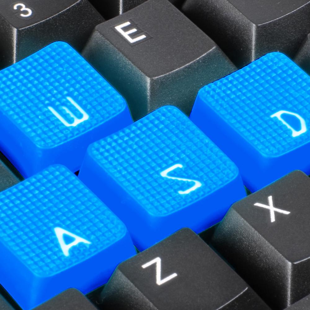 Геймърска клавиатура Sharkoon Skiller-4