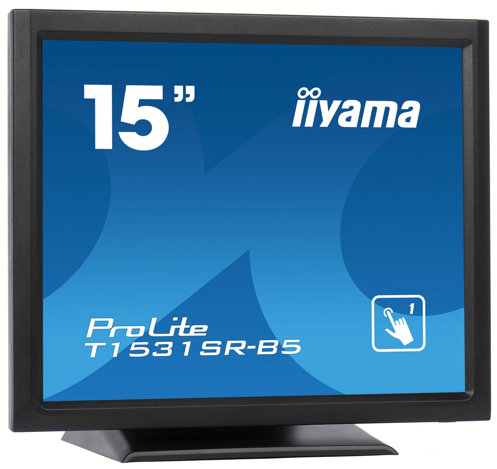 Тъч Монитор IIYAMA T1531SR-B5-2