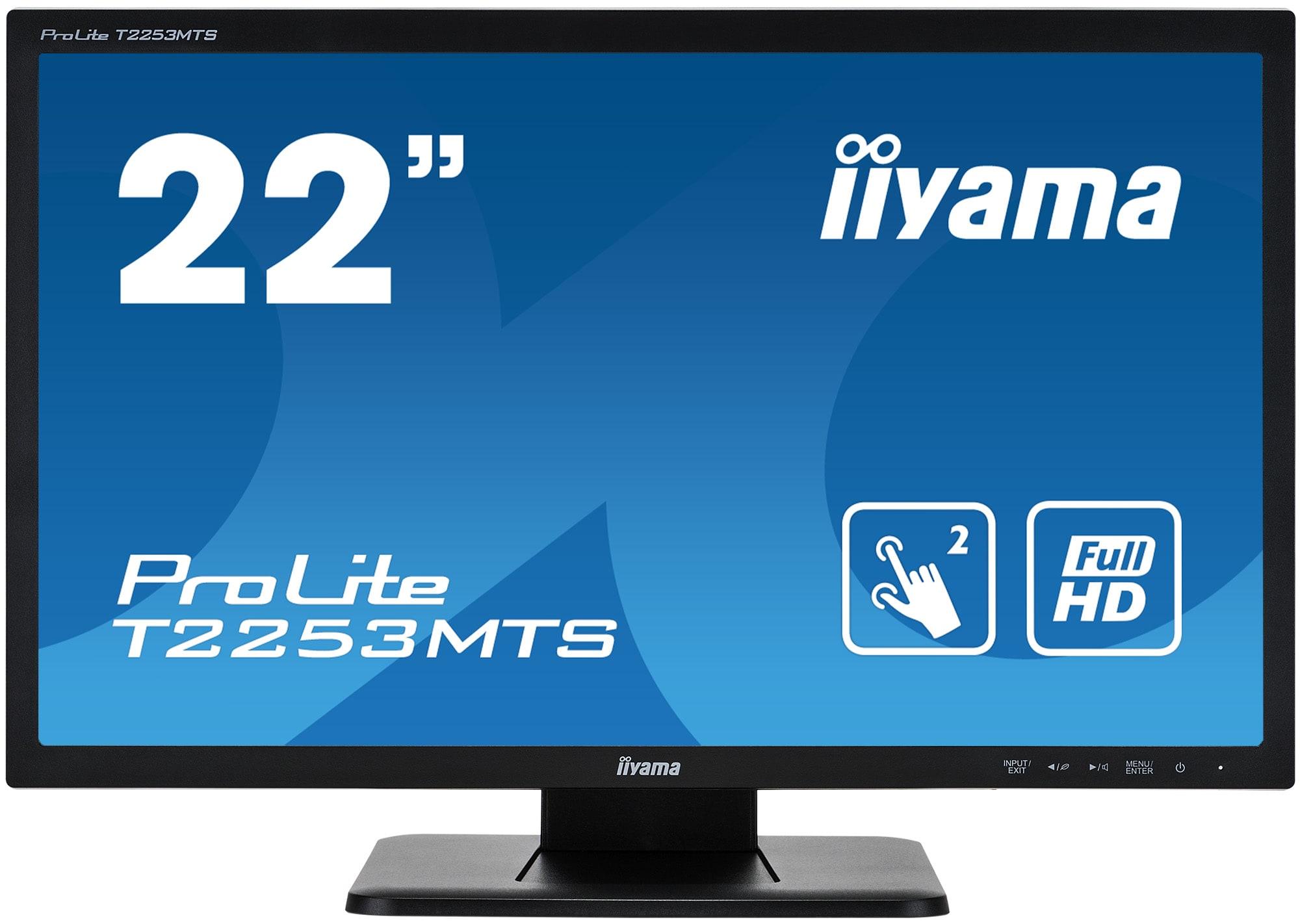 Тъч Монитор IIYAMA T2253MTS-B1