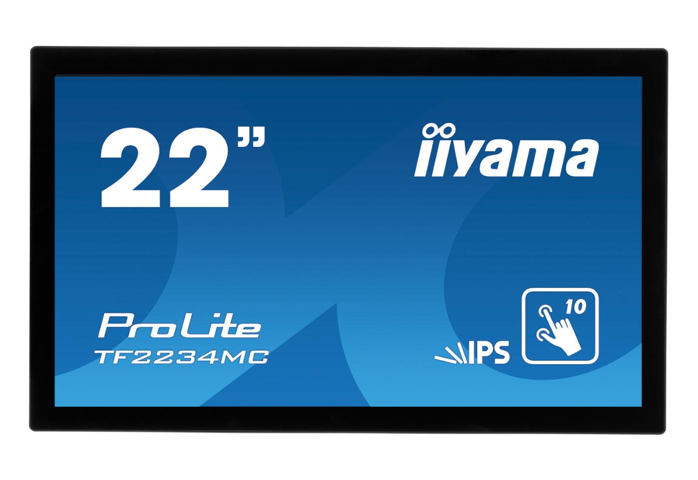 Тъч Монитор IIYAMA TF2234MC-B6AGB