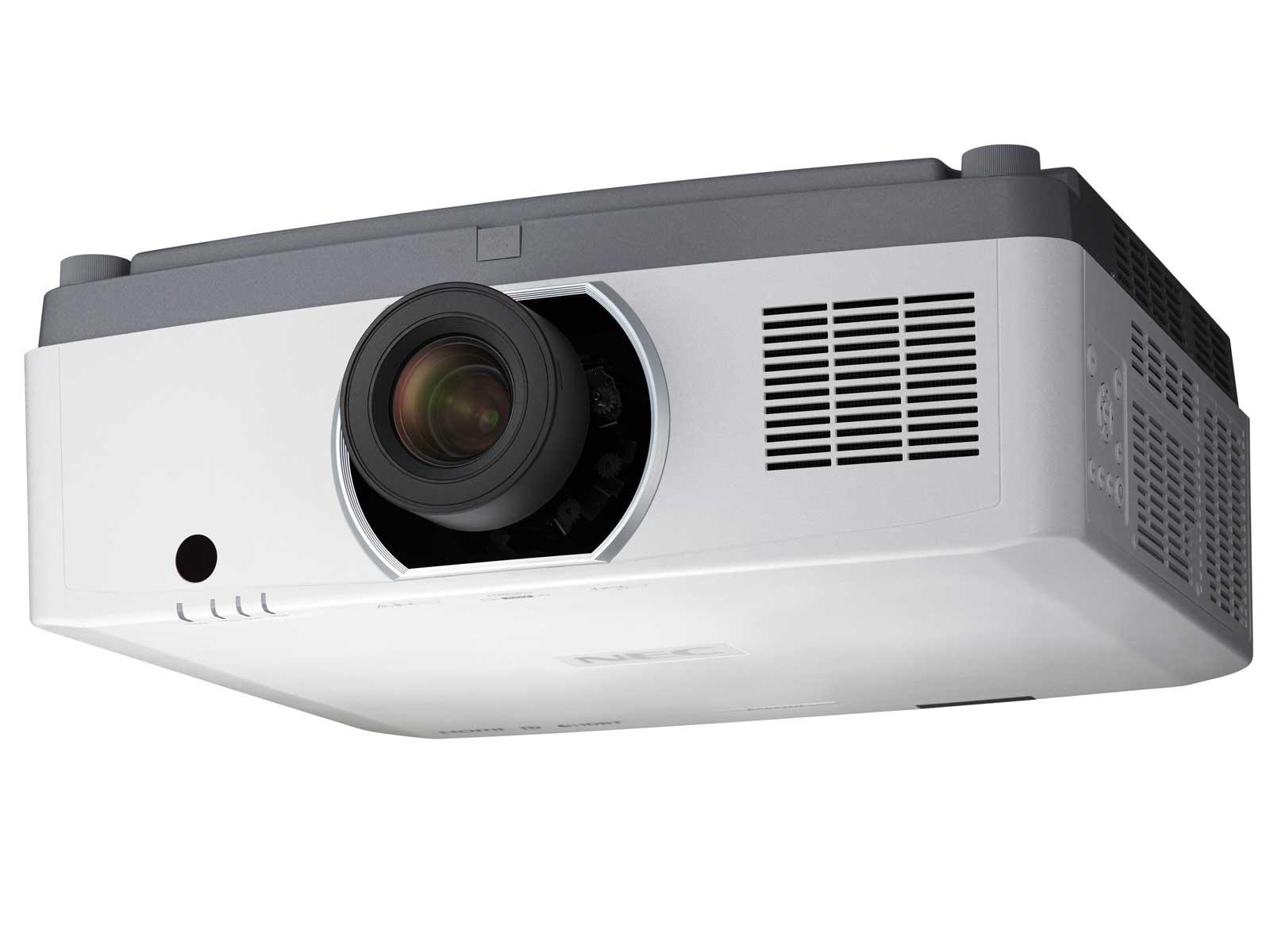 Проектор NEC 40001150 PA803UL+NP41ZL-2