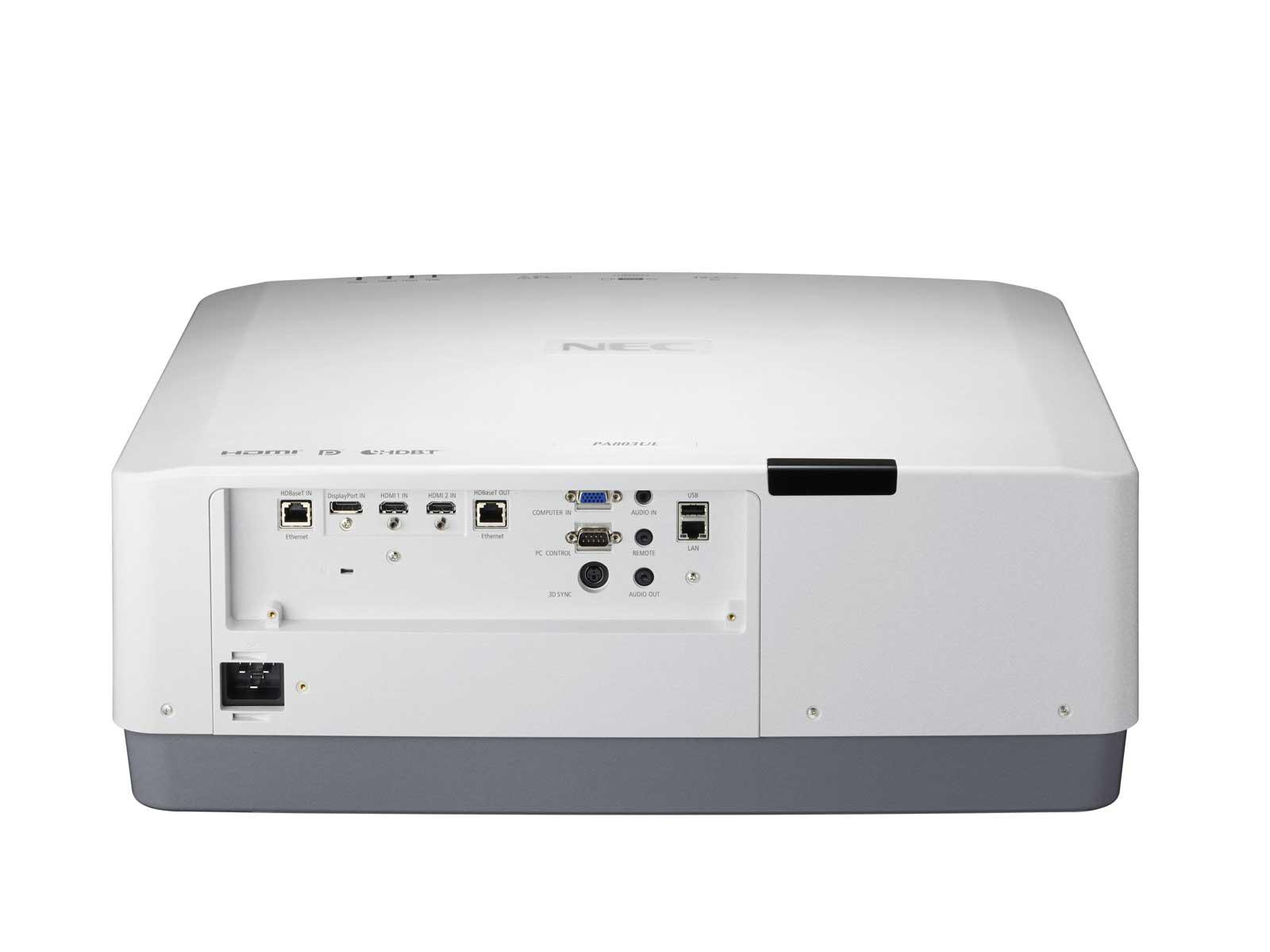 Проектор NEC 40001150 PA803UL+NP41ZL-4