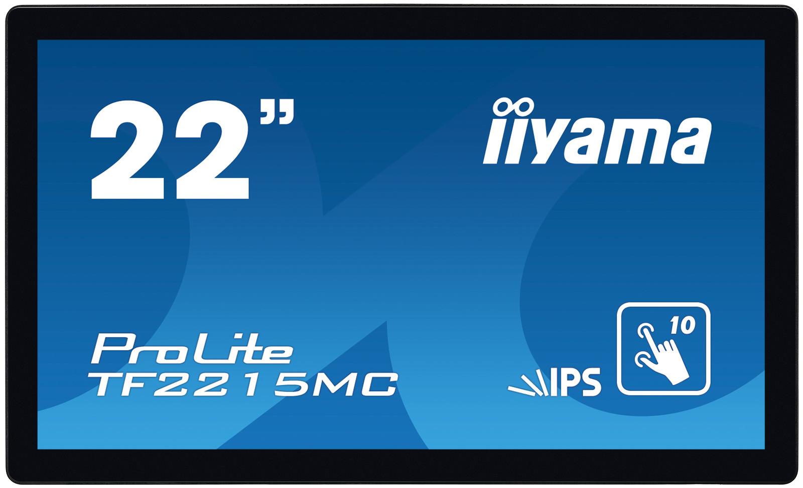 Тъч Монитор IIYAMA TF2215MC-B2