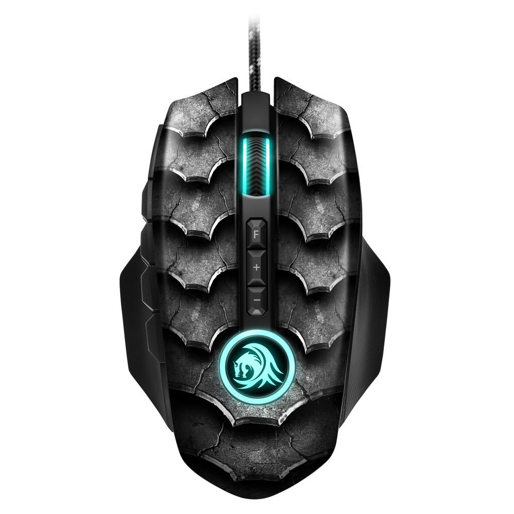 Геймърска мишка Sharkoon Drakonia II Black
