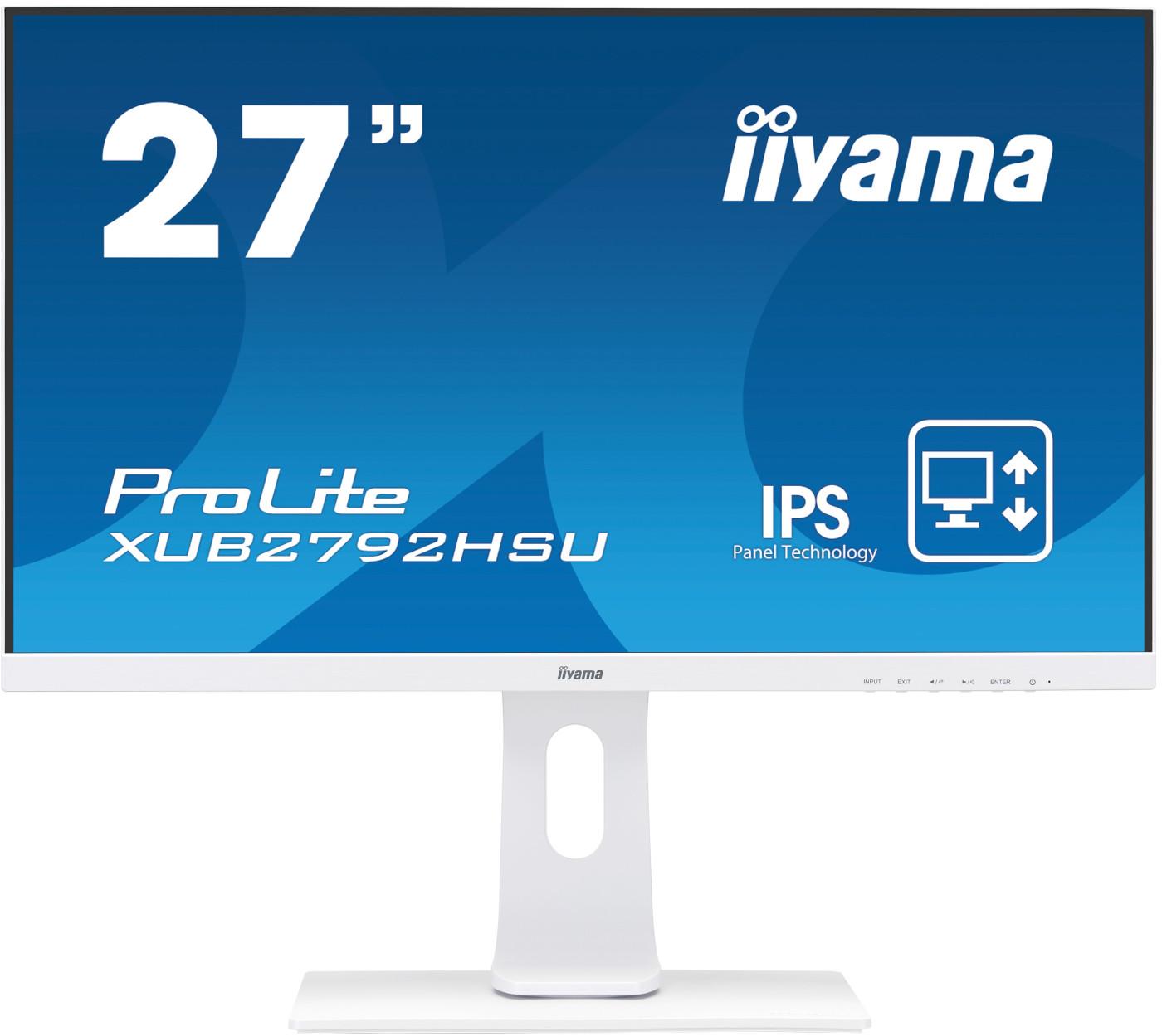 Монитор IIYAMA XUB2792HSU-W1