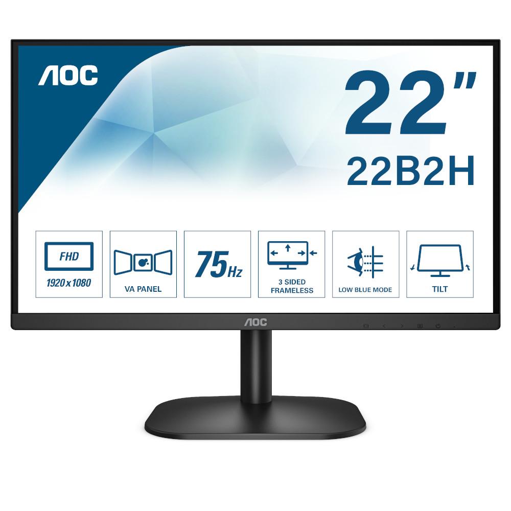 Монитор AOC 22B2H/EU