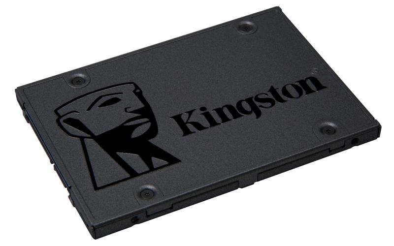 Solid State Drive (SSD) KINGSTON A400, 2.5, 480GB, SATA3-2