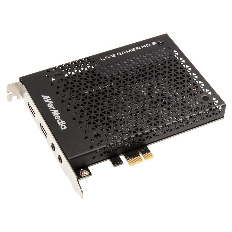 Вътрешен кепчър AVerMedia LIVE Gamer HD 2, PCIe