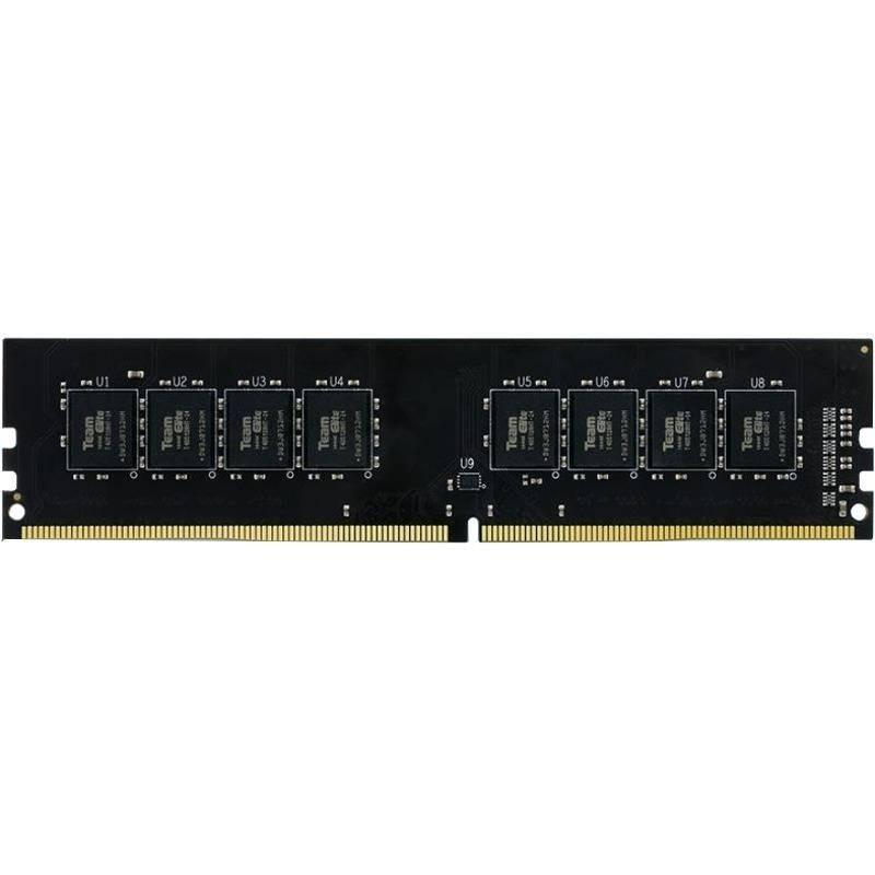 Памет Team Group Elite DDR4 4GB 2400MHz, CL15-15-15-36 1.2V