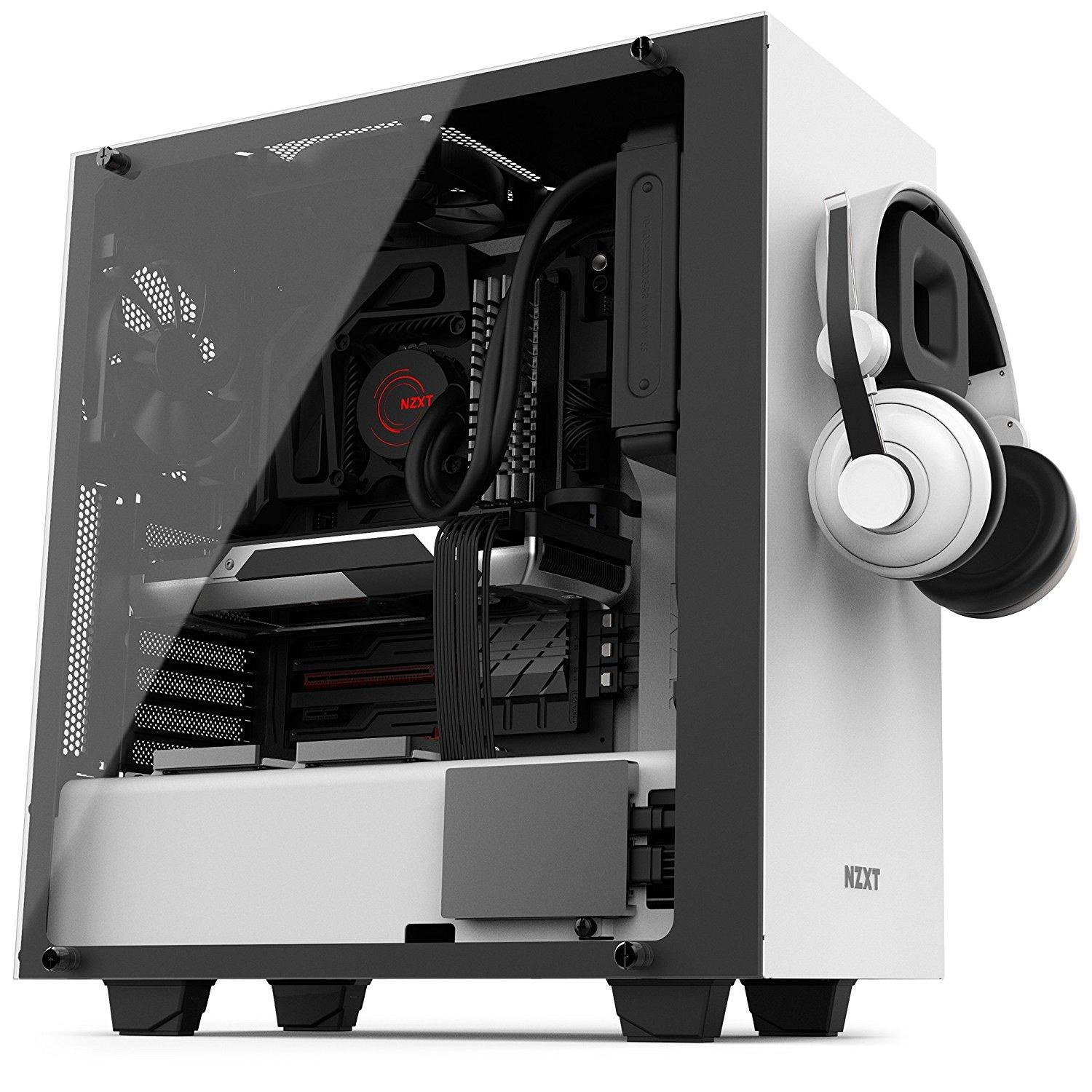 Поставка за слушалки NZXT Puck Black BA-PUCKR-B1-4