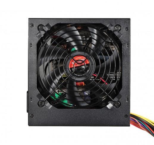 Захранващ блок SPIRE PEARL 600, 600W, 120mm вентилатор-2