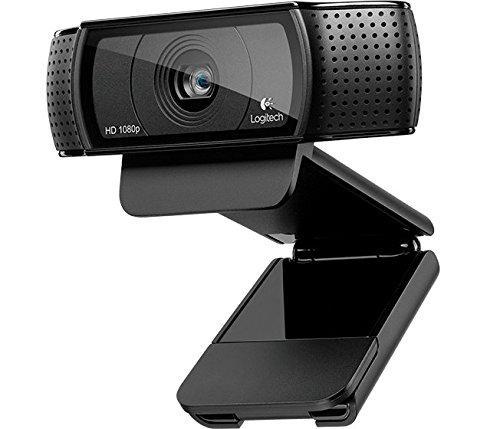 Уеб камера с микрофон LOGITECH C920 HD Pro, Full-HD, USB2.0