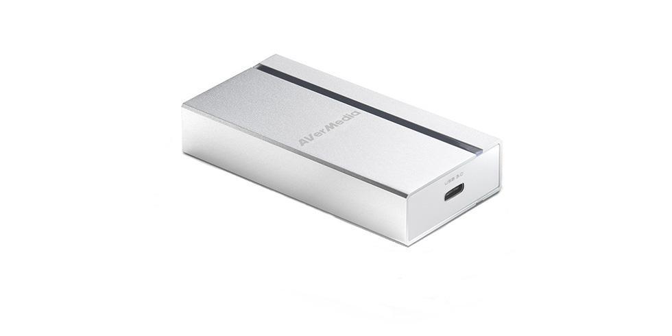 Конвертор AverMedia ExtremeCap UVC, HDMI към USB3.0, Бял