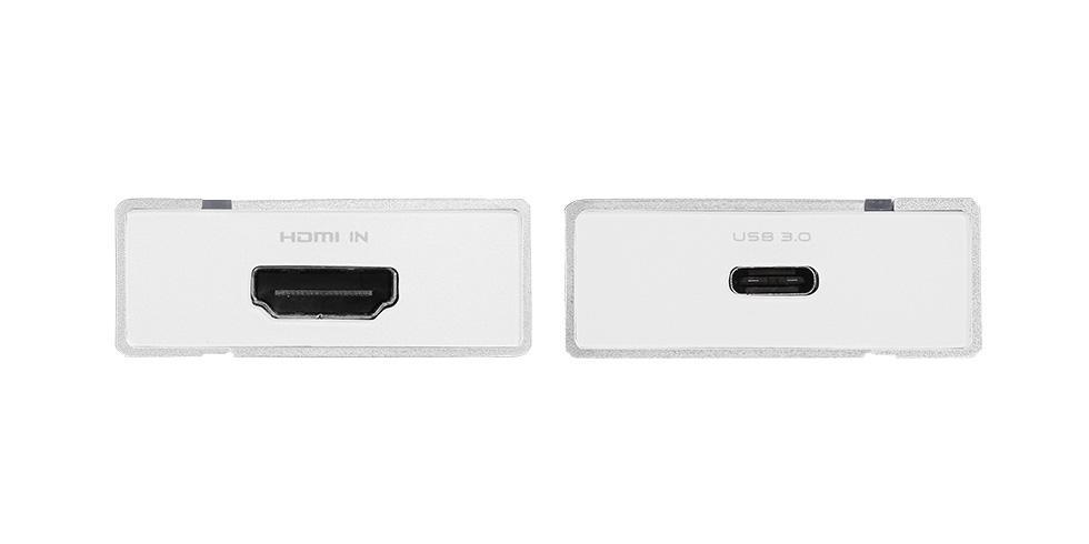 Конвертор AverMedia ExtremeCap UVC, HDMI към USB3.0, Бял-2