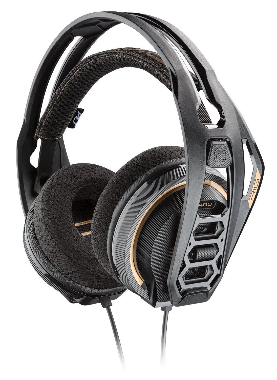 Геймърски слушалки Plantronics, RIG 400D Dolby Atmos, Микрофон