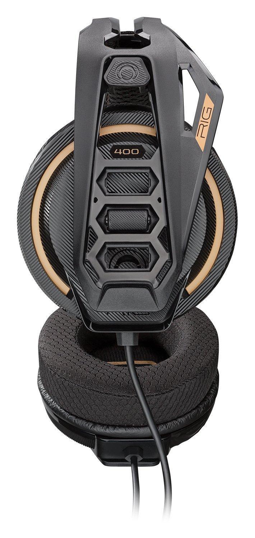 Геймърски слушалки Plantronics, RIG 400D Dolby Atmos, Микрофон-2