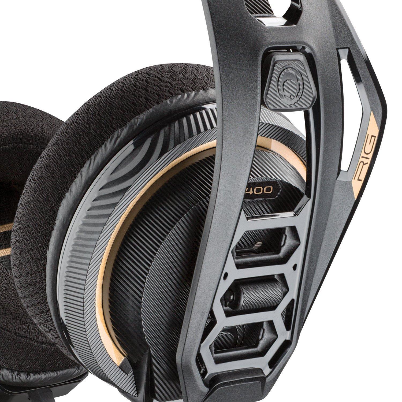 Геймърски слушалки Plantronics, RIG 400D Dolby Atmos, Микрофон-3