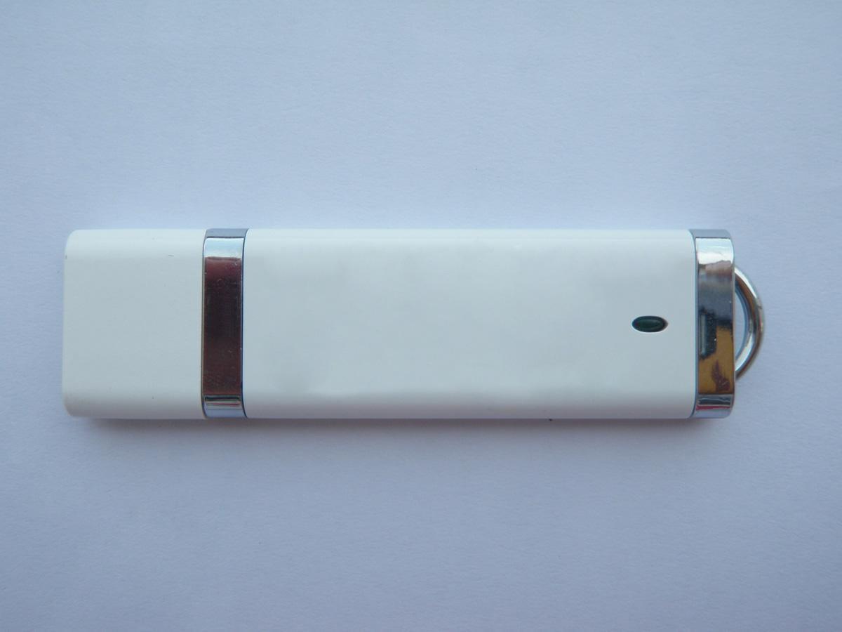 USB памет ESTILLO SD-03, 64GB, Без лого, Бял-2