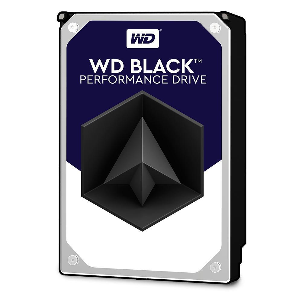Хард диск WD Black, 4TB, 7200rpm, 128MB, SATA 3, WD4004FZWX