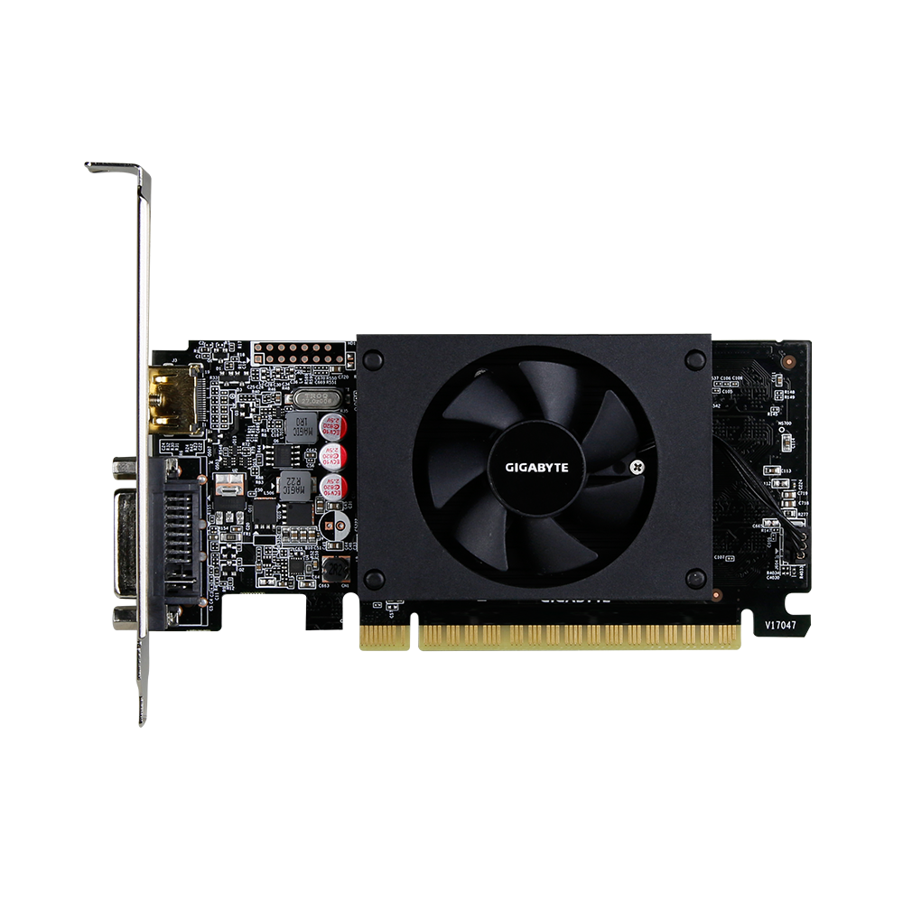 Видео карта Gigabyte GeForce GT 710 2GB GDDR5 64 bit-2