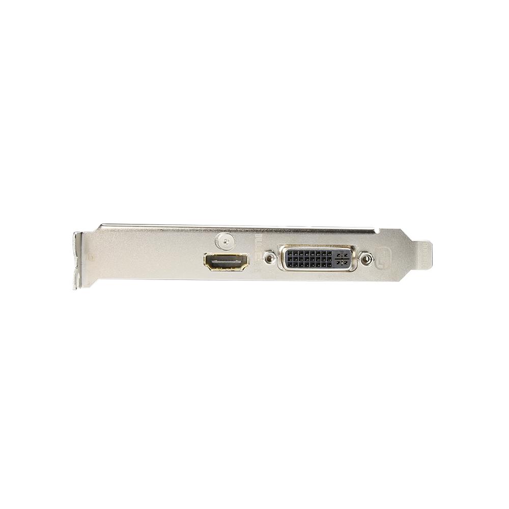 Видео карта Gigabyte GeForce GT 710 2GB GDDR5 64 bit-4