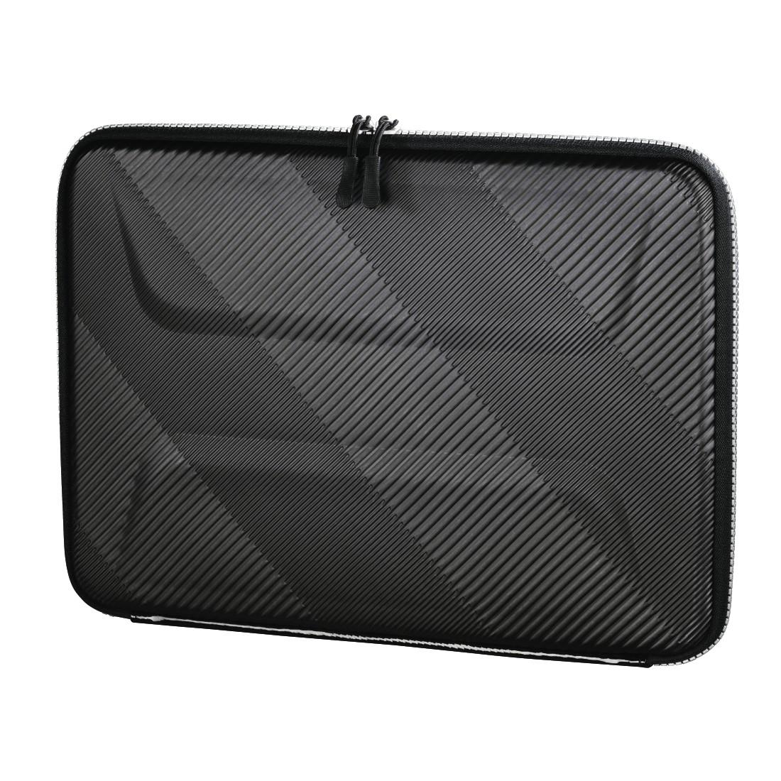 Универсален калъф за лаптоп HAMA Protection, до 34 см  (13.3),  удароустойчив, пластмасов, Черен