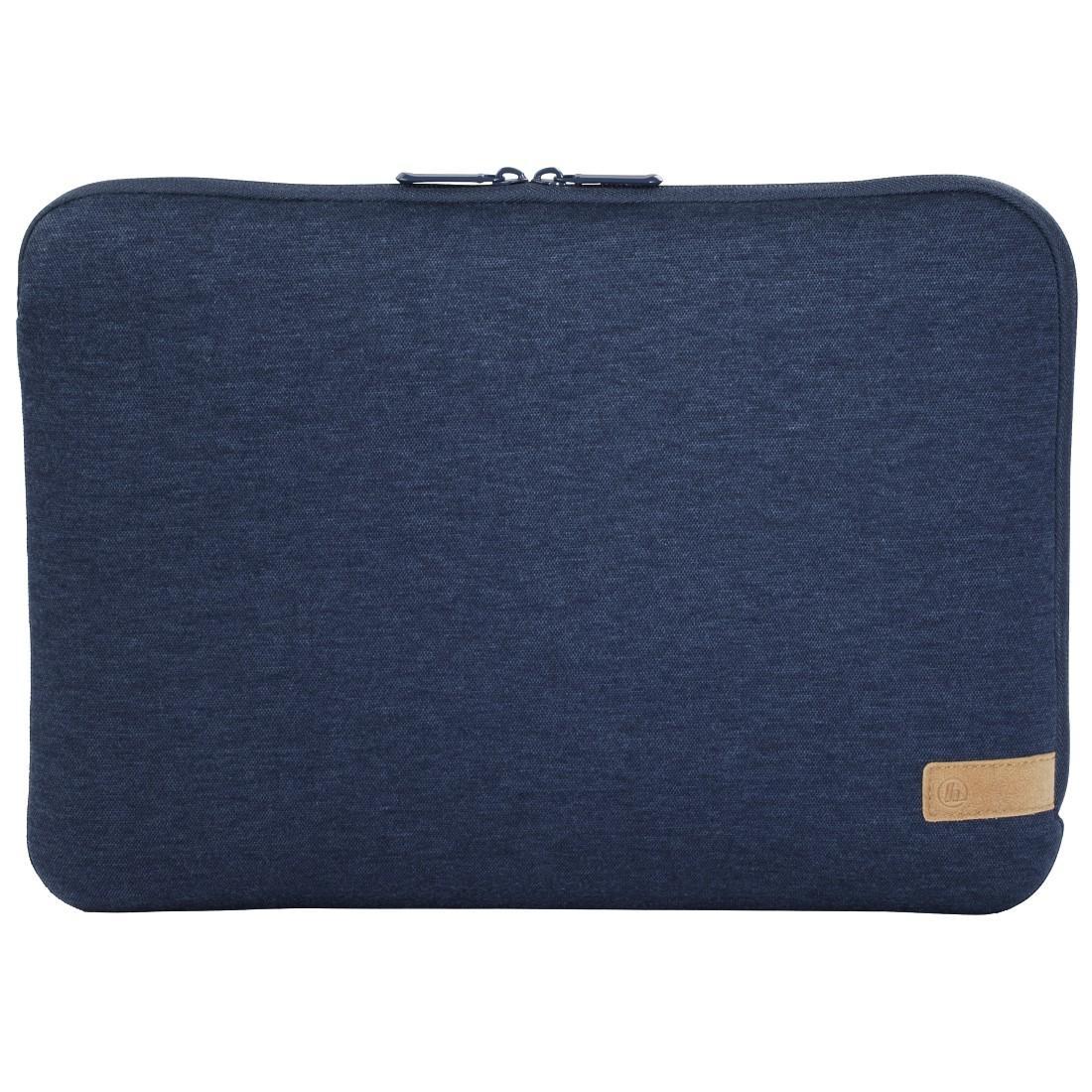 "Универсален калъф за лаптоп HAMA Jersey, до 40 см  (15.6""), Син-2"