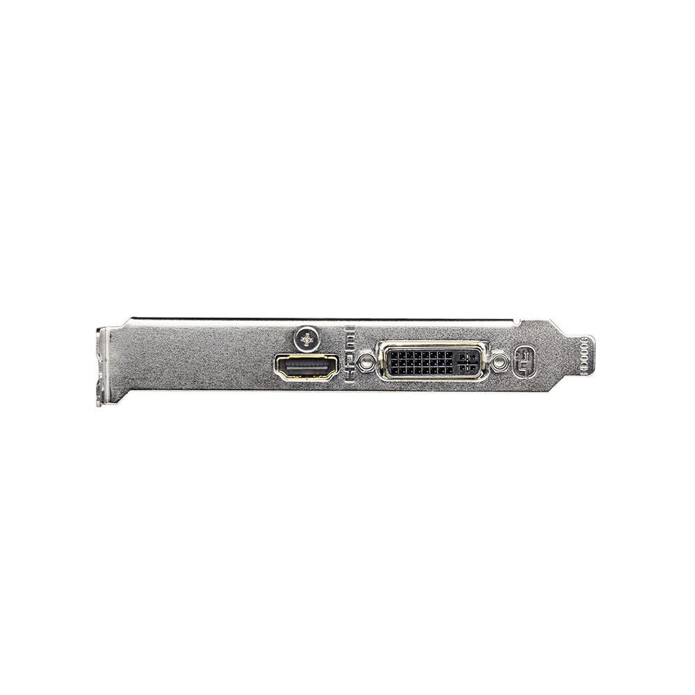 Видео карта GIGABYTE GV-N730D5-2GL, 2GB, GDDR5, 64 bit, DVI-D, HDMI-4