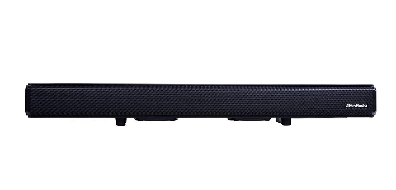 AverMedia Gaming Soundbar GS333 2.1 60W, Bluetooth