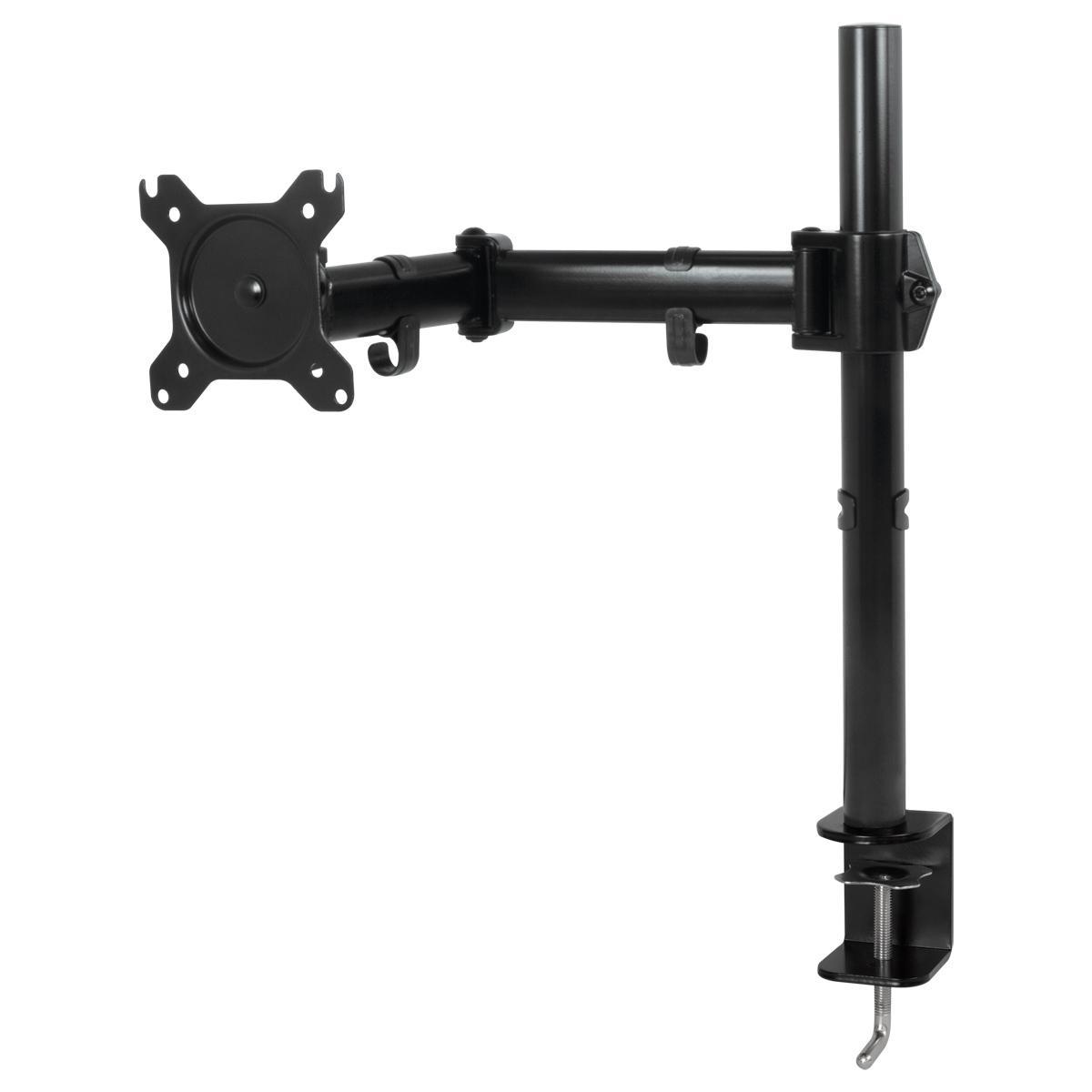 Стойка за монитор за бюро ARCTIC Z1 Basic, Регулируема, 13-43, 15 кг, Черен