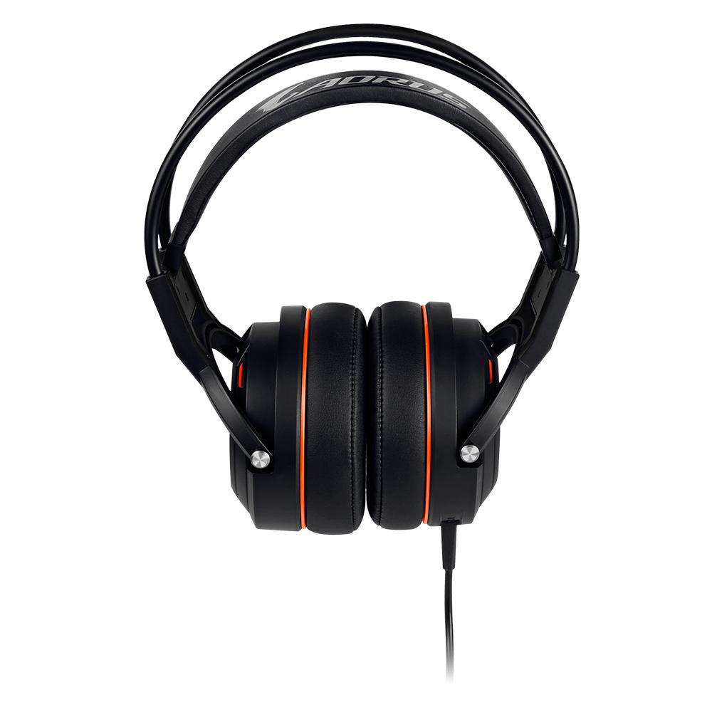 Геймърски слушалки Gigabyte Aorus H5 RGB Fusion-3