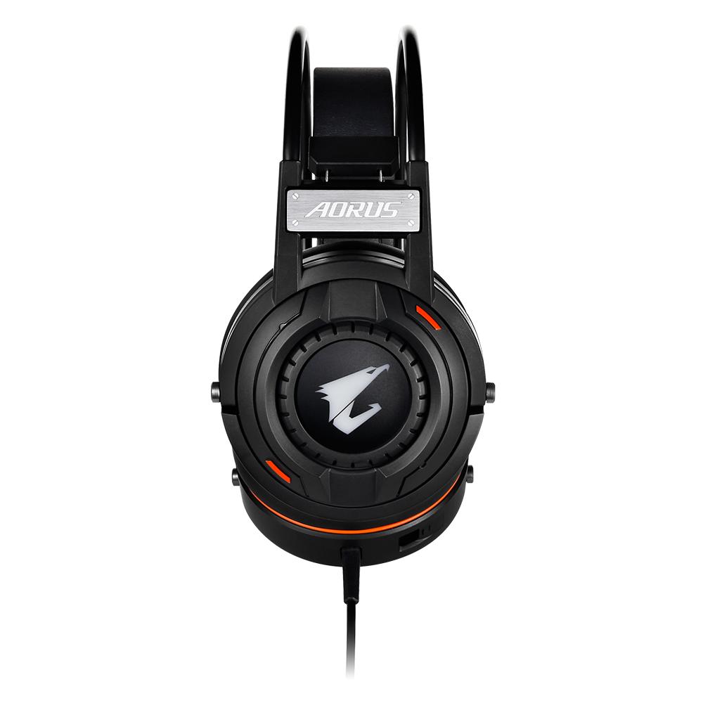 Геймърски слушалки Gigabyte Aorus H5 RGB Fusion-4