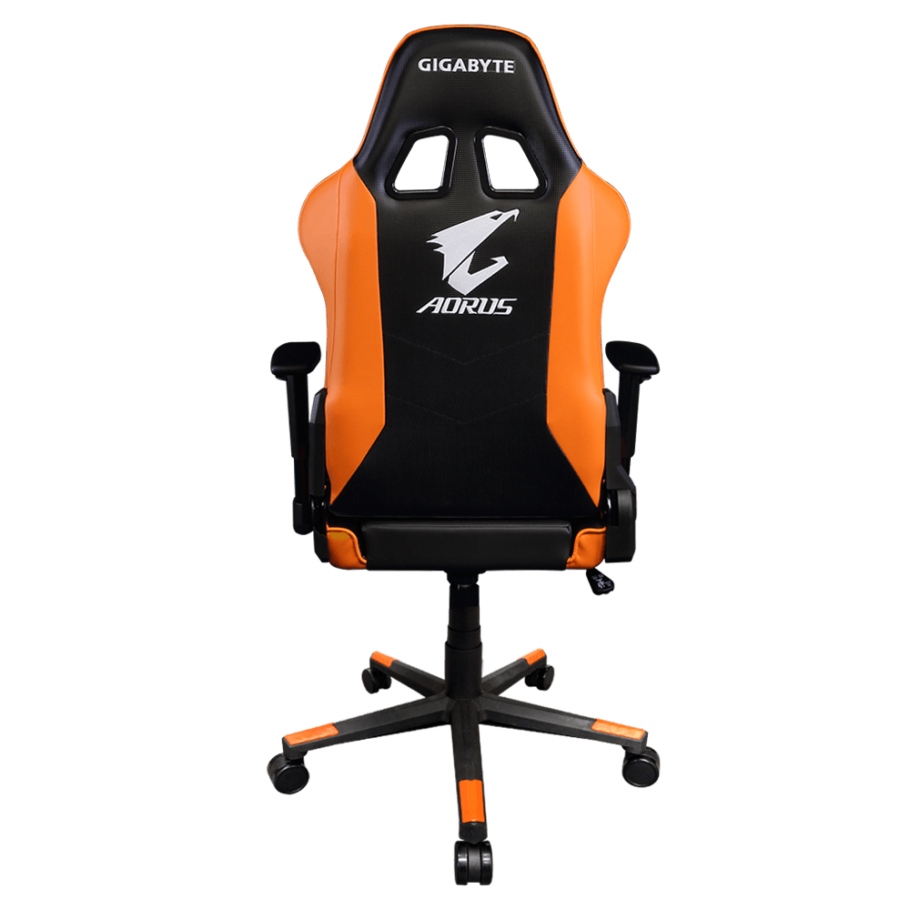 Геймърски стол Gigabyte Aorus AGC300, rev.2.0, Оранжев-3