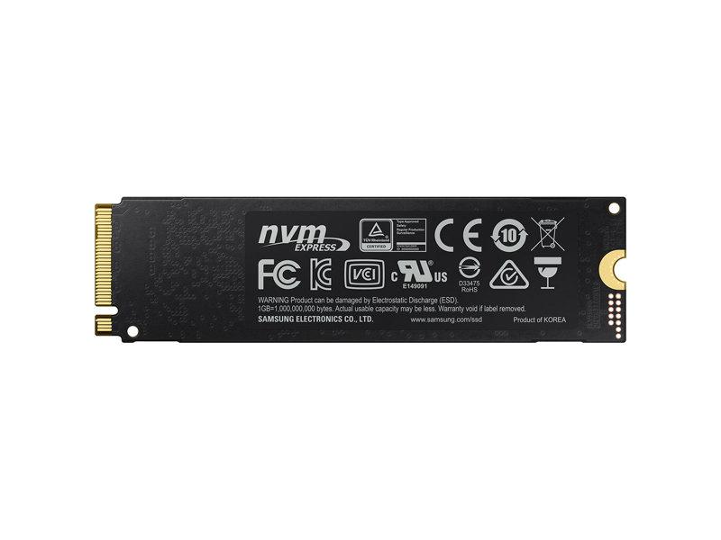 Solid State Drive (SSD) SAMSUNG 970 PRO NVMe M.2 Type 2280 1TB MZ-V7P1T0BW-2